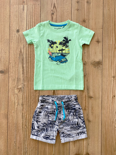 Kids/Boys-Set aus T-Shirt und Short
