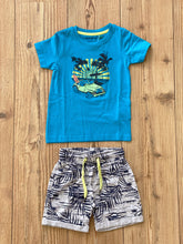 Laden Sie das Bild in den Galerie-Viewer, Kids/Boys-Set aus T-Shirt und Short