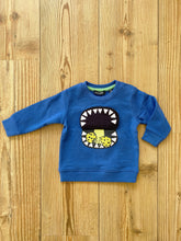 Laden Sie das Bild in den Galerie-Viewer, Baby/Boys-Sweatshirt Dino