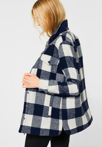 Cecil Damen Over-Shirt Jacke