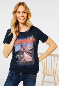 Cecil Damen T-Shirt