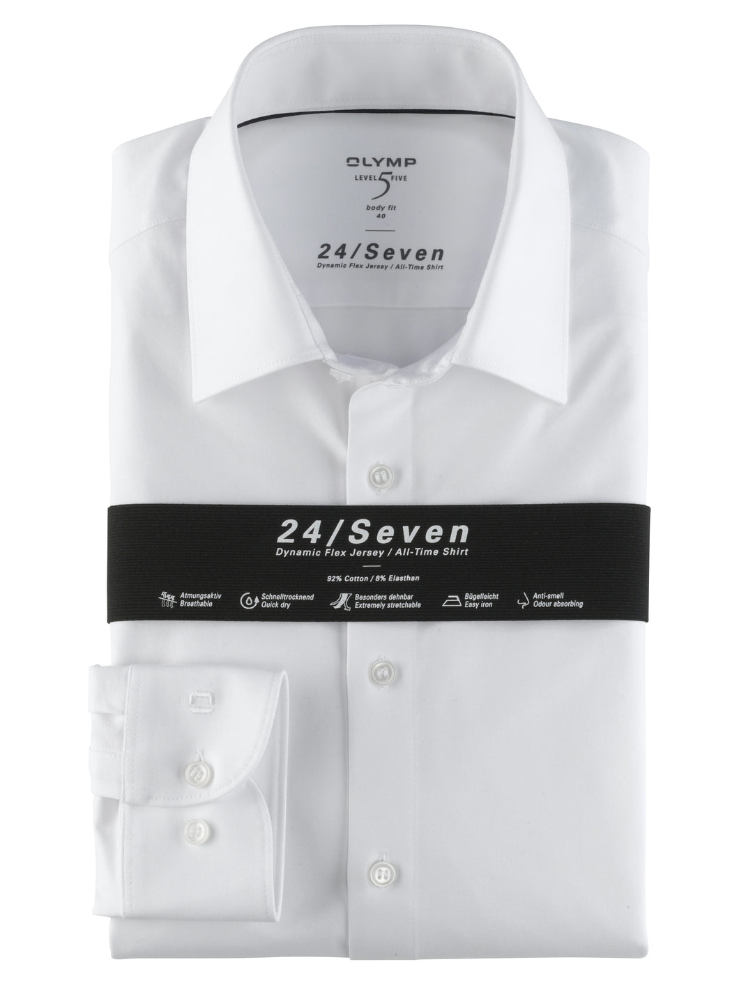 Olymp 24/Seven Level Five Herren Hemd
