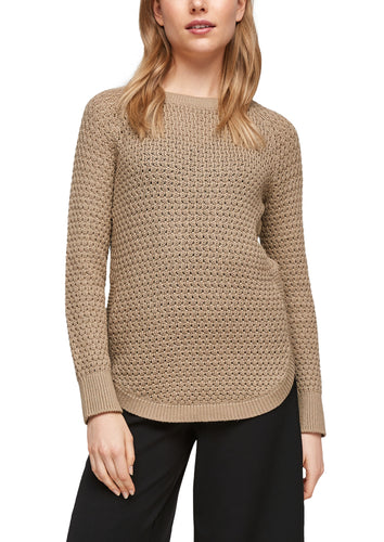 QS by s.Oliver Damen Pullover