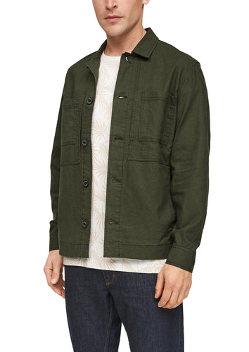 s.Oliver Herren Over-Jacket