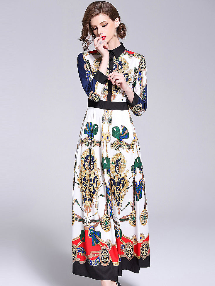 https://www.dresssure.com/collections/maxi-dresses/products/turn-down-collar-long-sleeve-vintage-print-maxi-dress-1