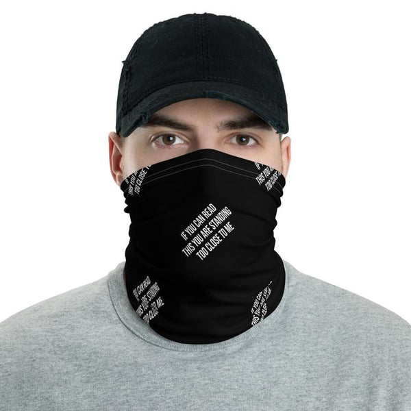 Back OFF | Neck Gaiter in USA