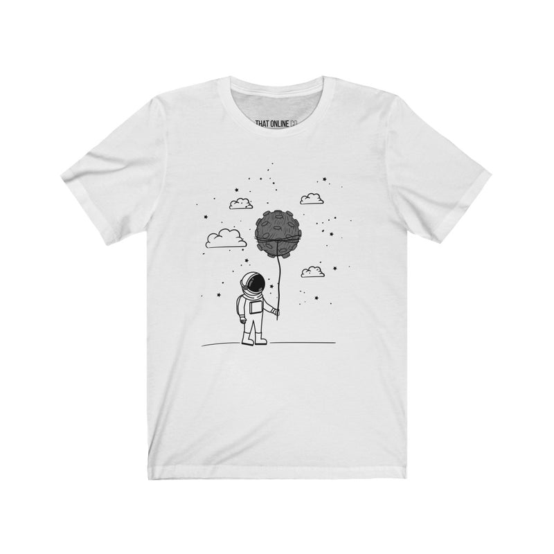 Asteroid for you! | Unisex Jersey Tee-That Online Company