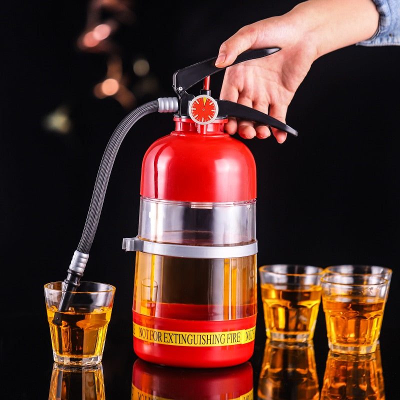 Fire Extinguisher Dispenser Machine-That Online Company