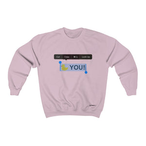 Duck You | Unisex Sweatshirt-That Online Company