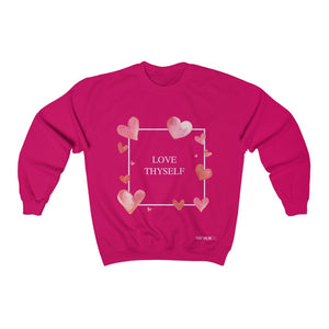 Love Thyself | Unisex Sweatshirt-That Online Company