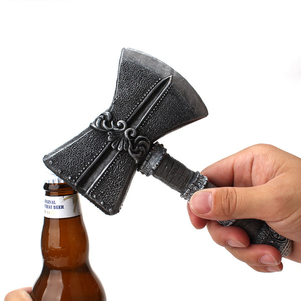 Old Axe Bottle Opener-That Online Company