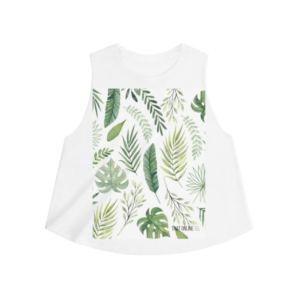Leaf | Crop top-That Online Company