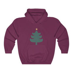 Fir Sure | Unisex Hooded Sweatshirt-That Online Company
