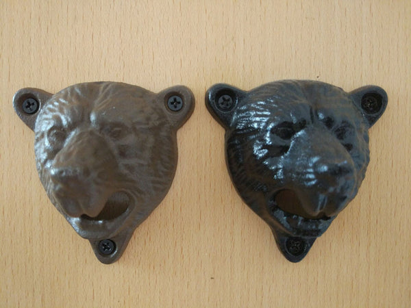 Bear Head Beer Opener-That Online Company
