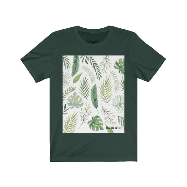 Leaf | Unisex Jersey Tee-That Online Company