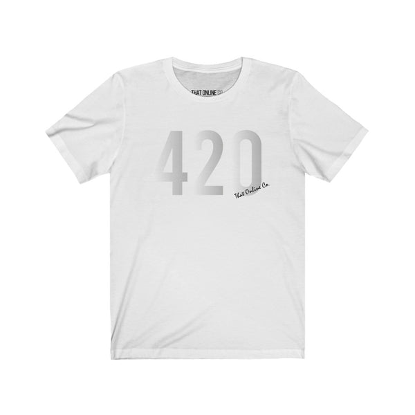 That 420 | Unisex Jersey Tee-That Online Company