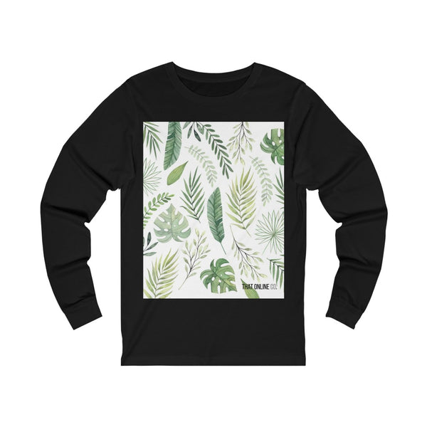 Leaf | Unisex Long Sleeve Tee-That Online Company