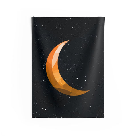 Holy Crescent | Wall Tapestry
