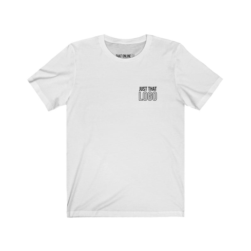 Just That Logo | Unisex Jersey Tee-That Online Company