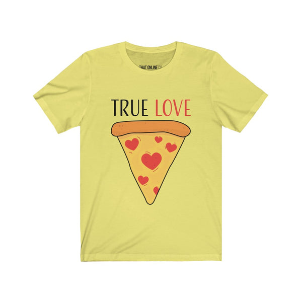 True Love | Unisex Jersey Tee-That Online Company