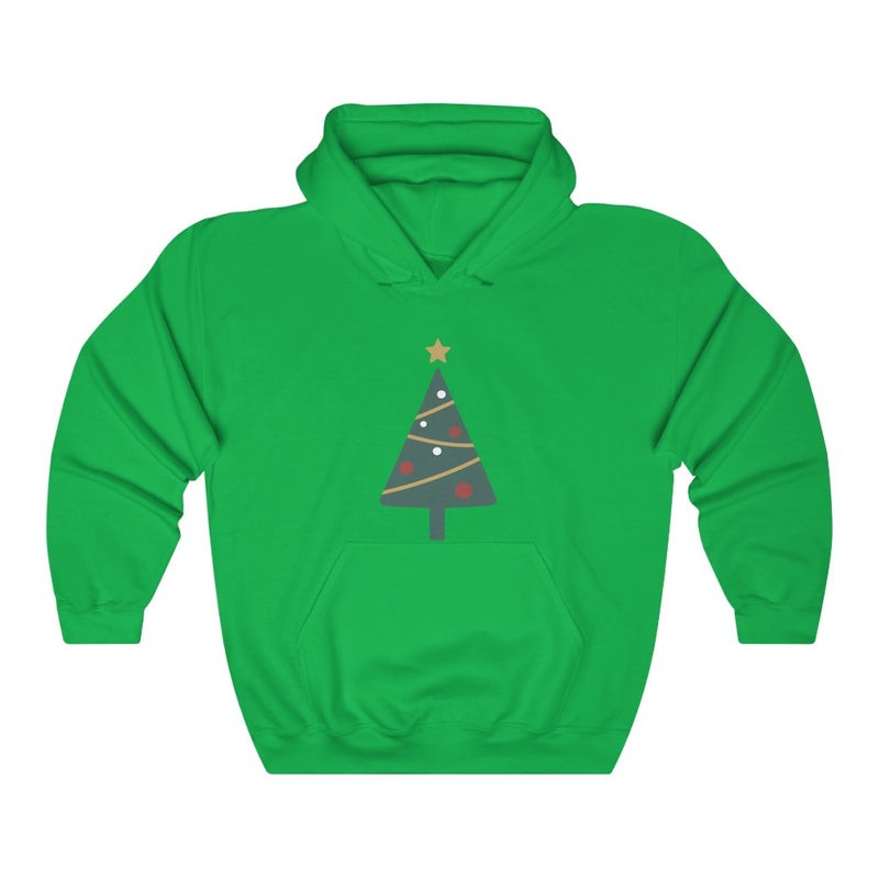 Cheerful Pine | Unisex Hooded Sweatshirt-That Online Company