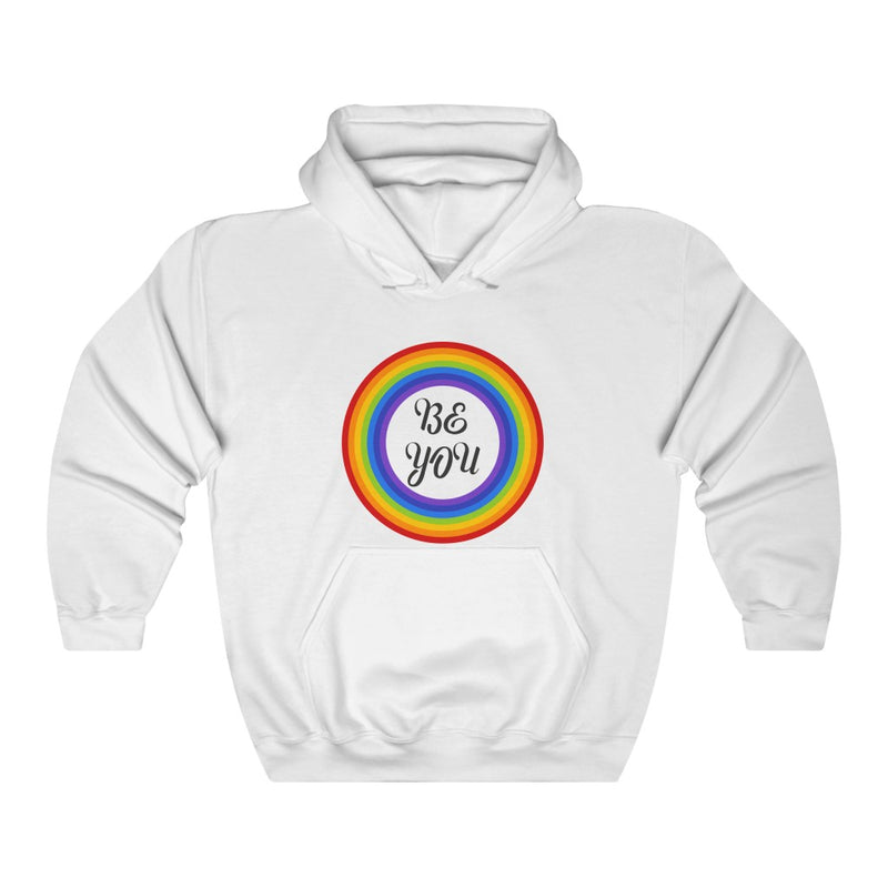 Be You | Unisex Hooded Sweatshirt-That Online Company