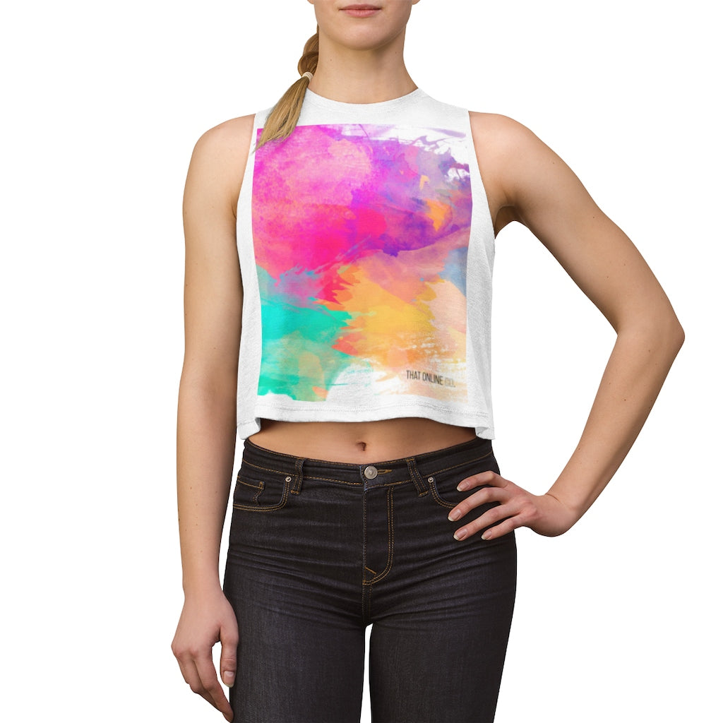 Colours | Crop top-That Online Company