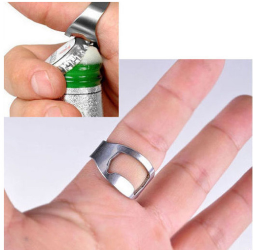 Ring Bottle Opener-That Online Company