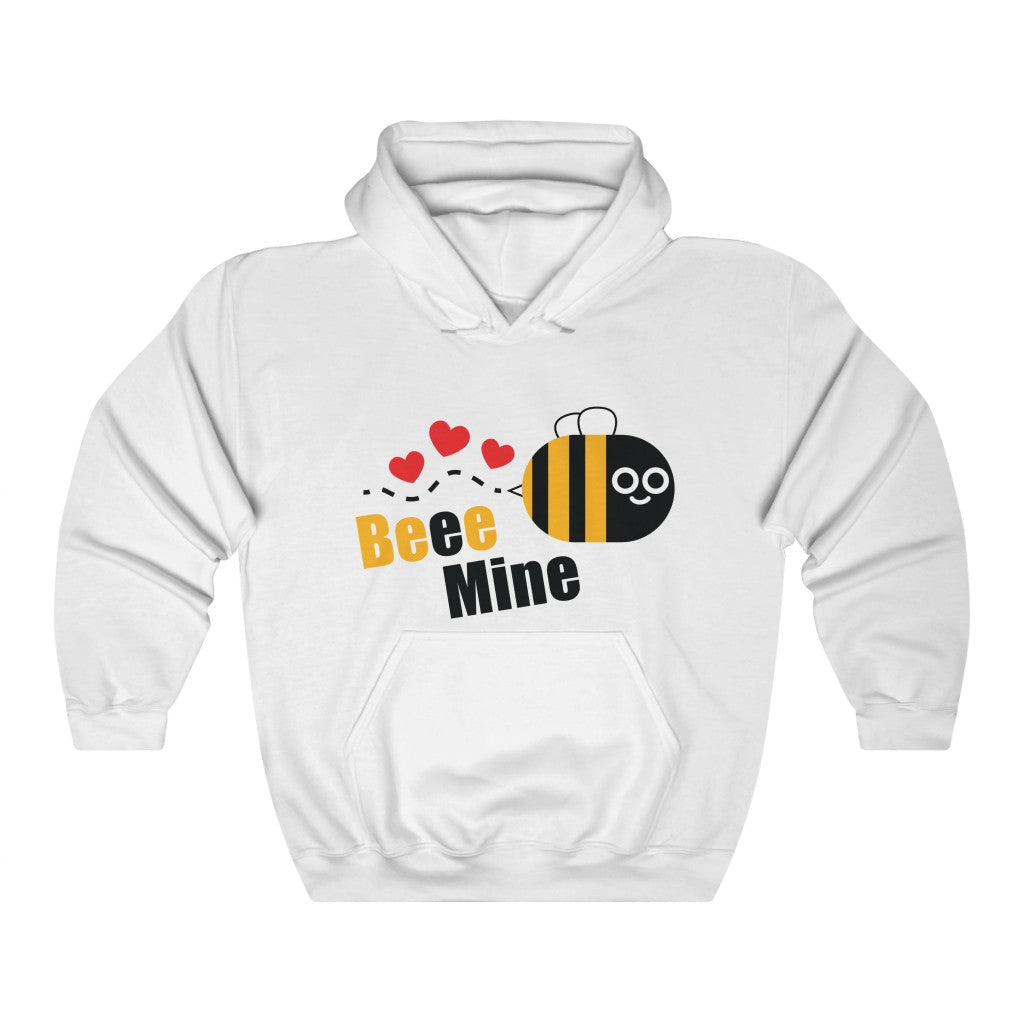 Beee Mine | Unisex Hooded Sweatshirt-That Online Company