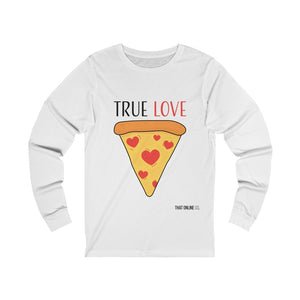 True Love | Unisex Long Sleeve Tee-That Online Company