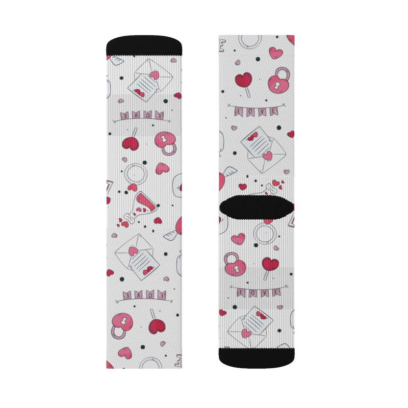 Love Potion | Sublimation Socks-That Online Company