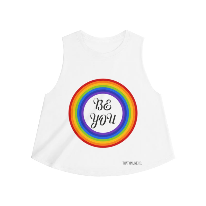 Be You | Crop top-That Online Company