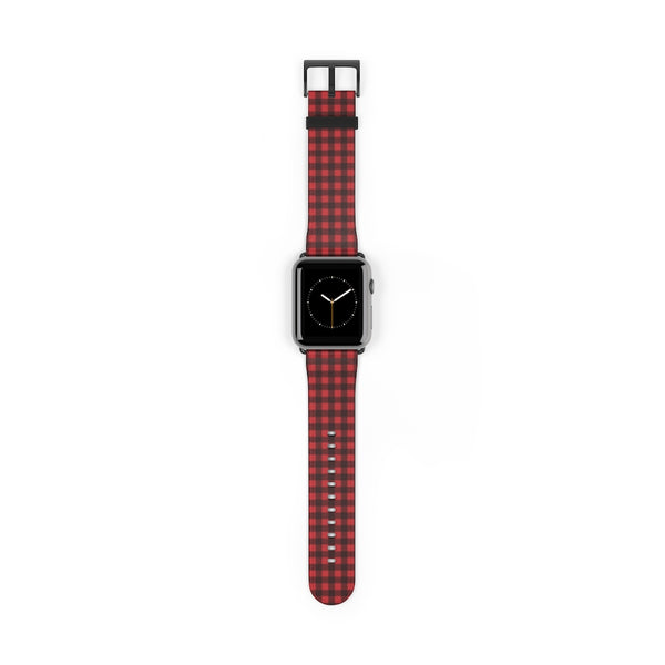 Roger's Plaid | Apple Watch Band-That Online Company