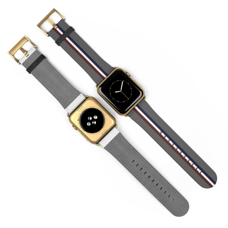 RWB Pinstripes | Apple Watch Band-That Online Company