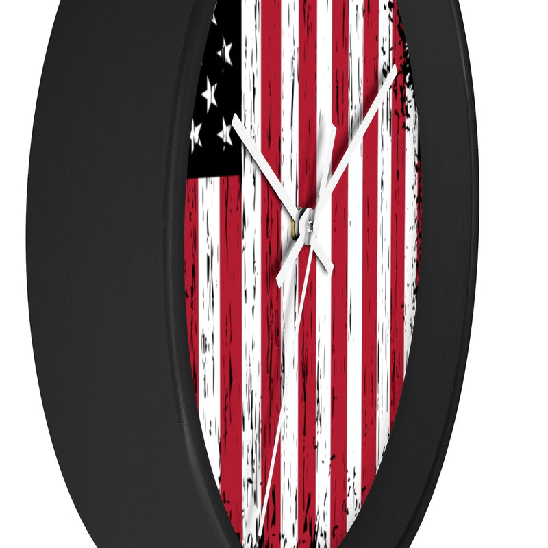 American Flag | Wall Clock-That Online Company