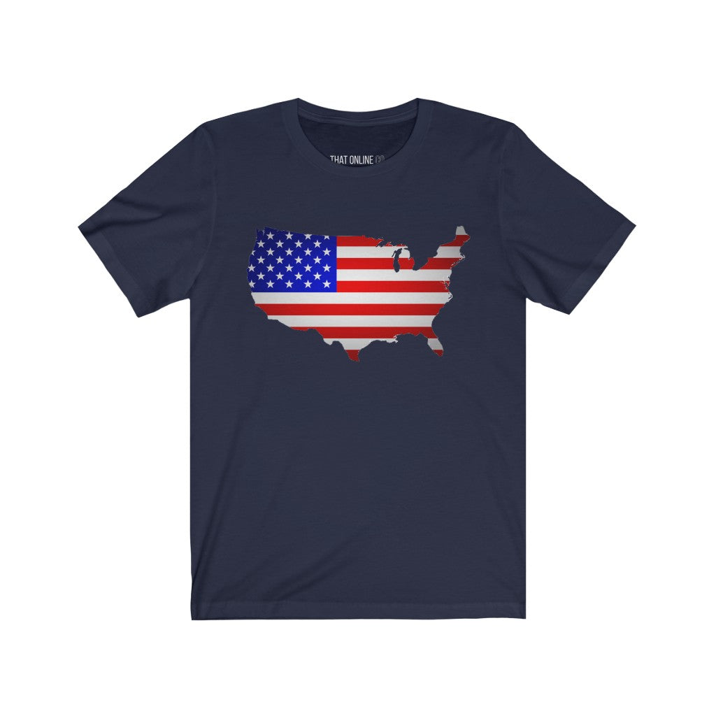 L.O.L- Land Of Liberty | Unisex Jersey Tee-That Online Company