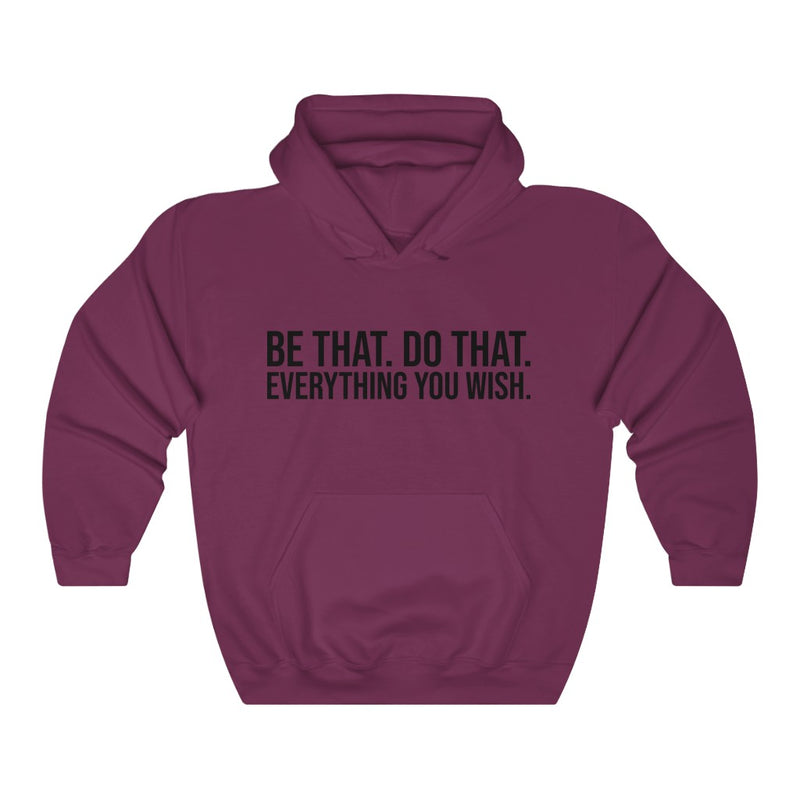 Be That | Unisex Hooded Sweatshirt-That Online Company