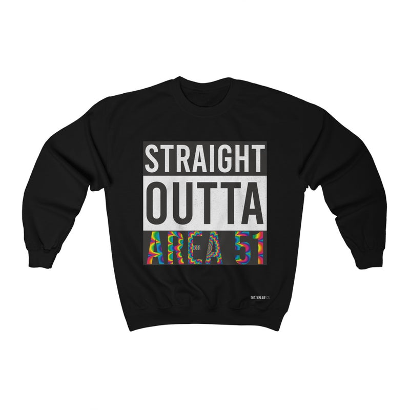 AREA 51 | Unisex Sweatshirt-That Online Company