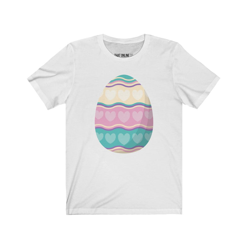 Peggy the Eggy | Unisex Jersey Tee-That Online Company