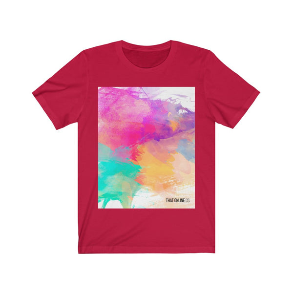 Colours | Unisex Jersey Tee-That Online Company