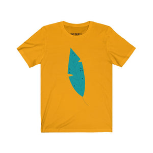 Just a leaf | Unisex Jersey Tee-That Online Company