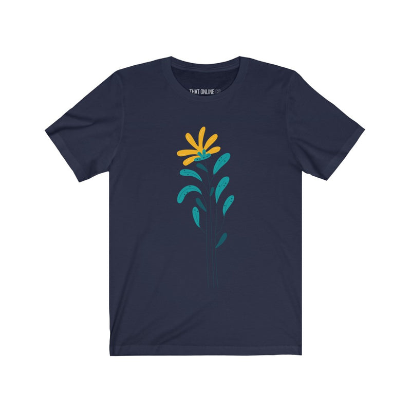 Awesome Blossom | Unisex Jersey Tee-That Online Company