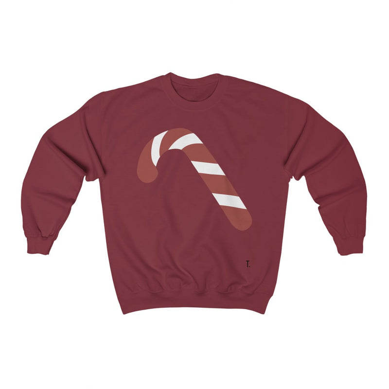Candy cane | Unisex Sweatshirt-That Online Company