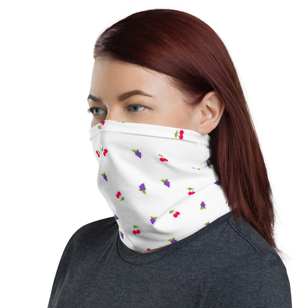 Grape and Cherry | Neck Gaiter-That Online Company