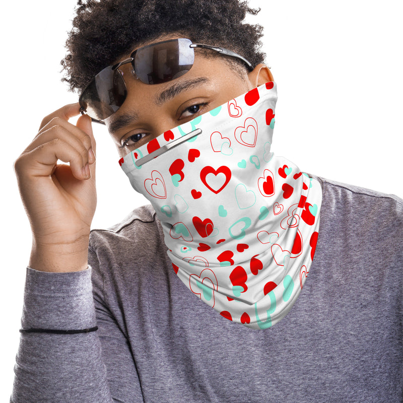 Printed Snood Scarf/Bandana-That Online Company