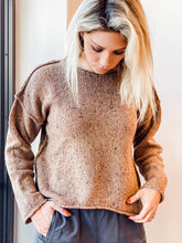 Oregon Pine Knitted Sweater