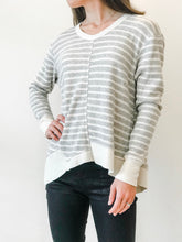 Wilt - Stripe Sweater