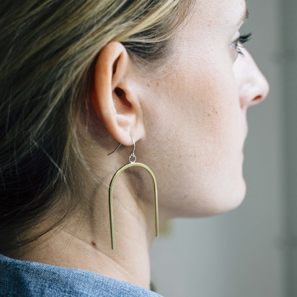 Tetra Earrings