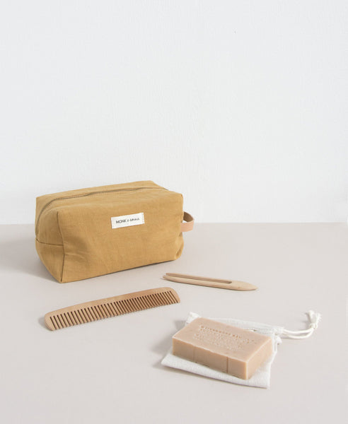 Linen Multi-Use Pouch