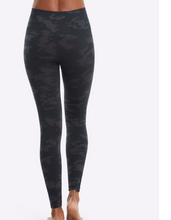 Look At Me Now Black Camo Leggings